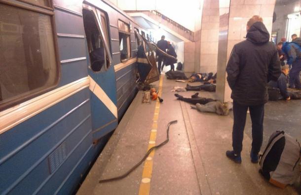 Восемь подозреваемых задержаны из-за теракта в Петербурге