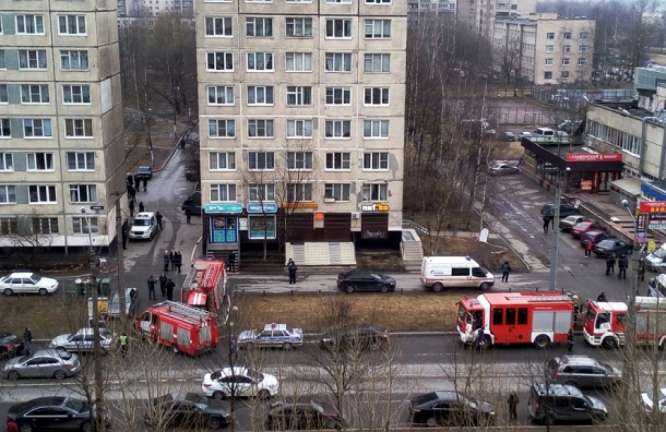 Обезврежена бомба в доме на Товарищеском проспекте
