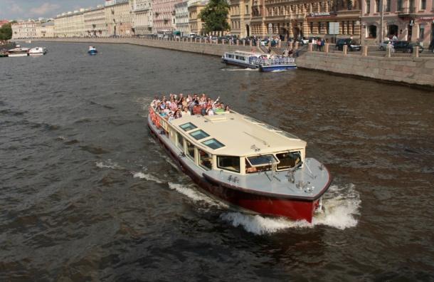 Реки и каналы Петербурга закроют для судов на время Кубка конфедераций