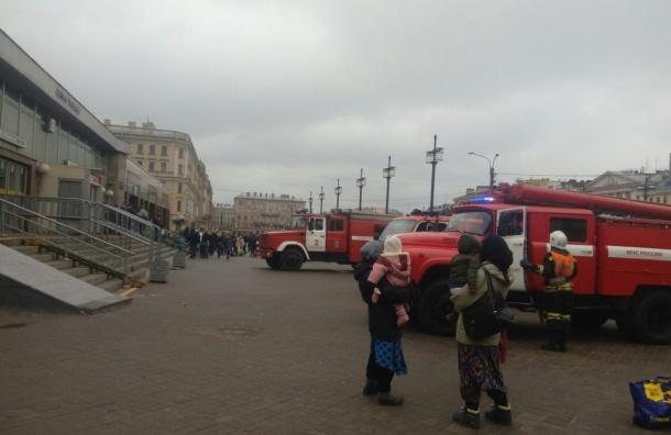 Взрыв в метро Петербурга - теракт