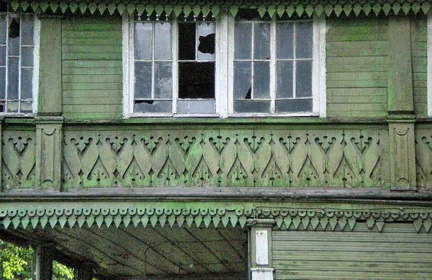 Дача, разрушенная университетом Запесоцкого, сохранила статус памятника