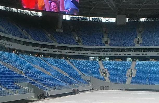 Навальный: настроительстве «Зенит-Арены» украли 30 млрд рублей
