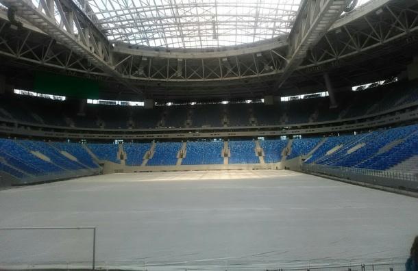 Очевидец рассказал о проблемах с коммуникациями стадиона на Крестовском