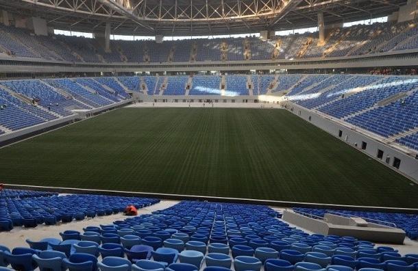 ВИП-ложу настадионе «Санкт-Петербург Арена» снесут из-за качества строительства