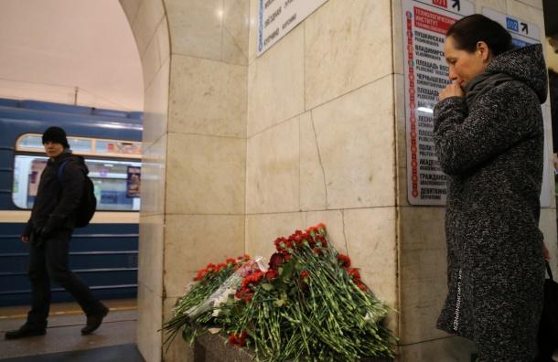 Задержан один из организаторов теракта в метро Петербурга