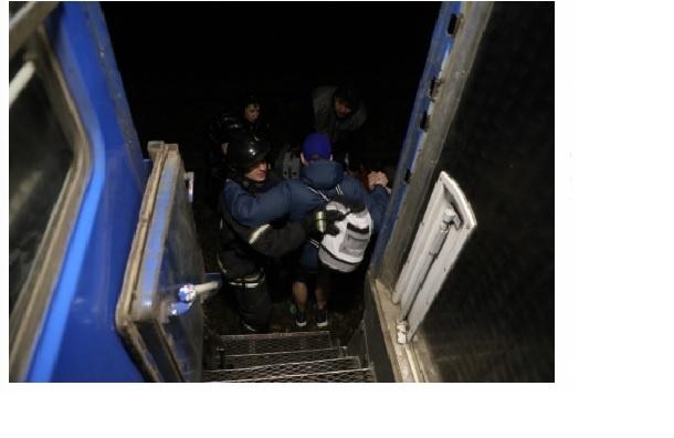 Пассажирский поезд, следующий в Брест, и электричка столкнулись в Москве