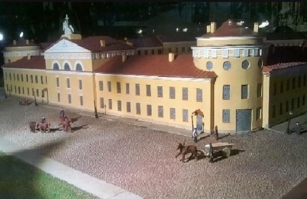 Русская Бастилия в музее полиции