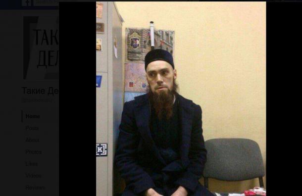 Предполагаемый петербургский террорист оказался дальнобойщиком