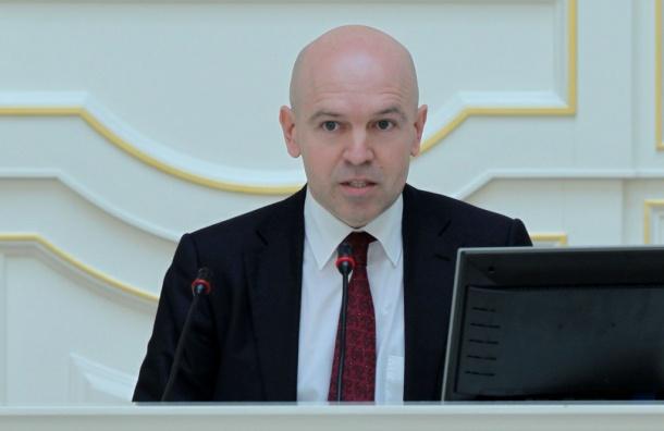 Полтавченко желает видеть руководителя Невского района вице-губернатором