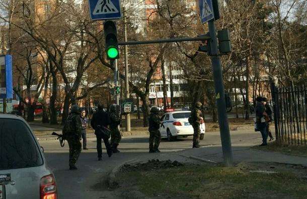Житель Хабаровска застрелил сотрудника ФСБ и переводчика
