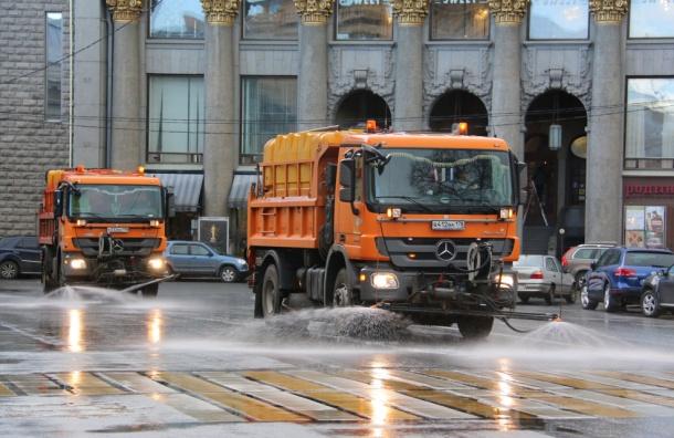 Петербуржцев просят оценить весеннюю уборку в районе