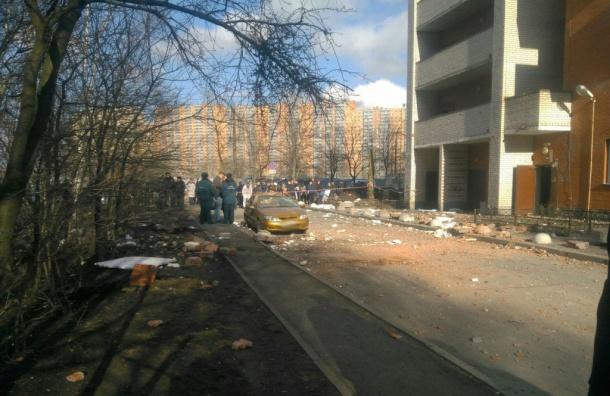 Очевидцы оЧП наСолидарности: «Словно 20 мешков сцементом упали»