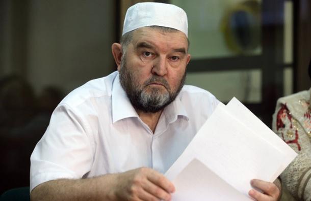 Имама московской мечечи приговорили ктрем годам колонии заэкстремизм