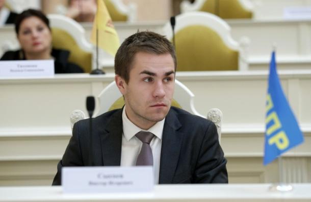 Самым бедным депутатом Петербурга оказался самый молодой