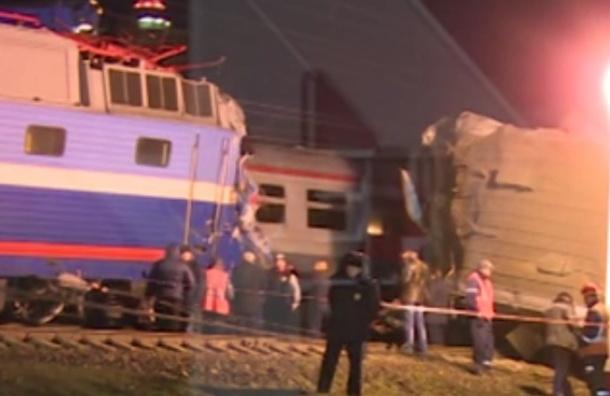 Два гражданина Белоруссии пострадали в ж/д аварии в Москве