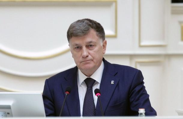 Поспоривший соспикером петербургского закса корреспондент получил повестку вармию