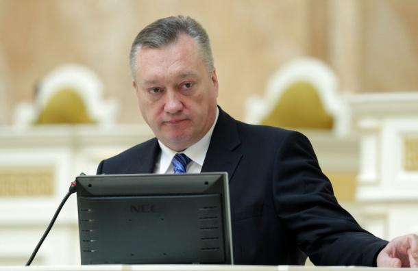СМИ: Сенатор Вадим Тюльпанов умер в Петербурге