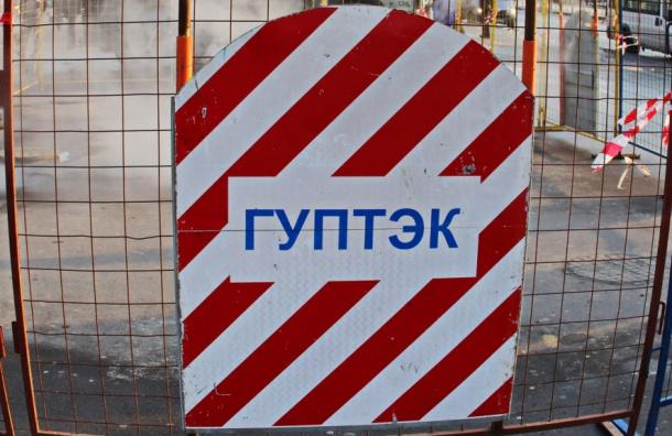 ГУП «ТЭК» испытывает сети на севере Петербурга