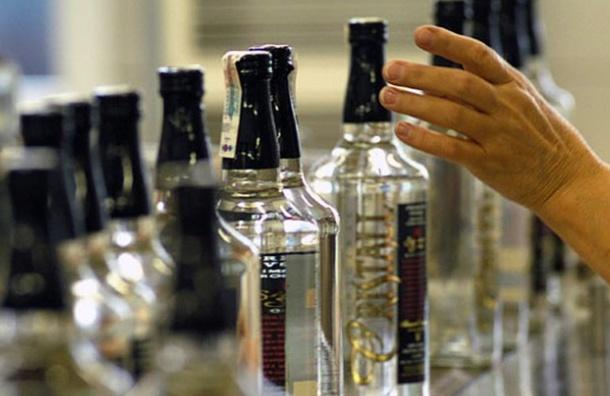 Минимальную цену на водку увеличат до 205 рублей