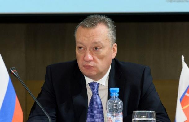 Полтавченко прокомментировал смерть Тюльпанова