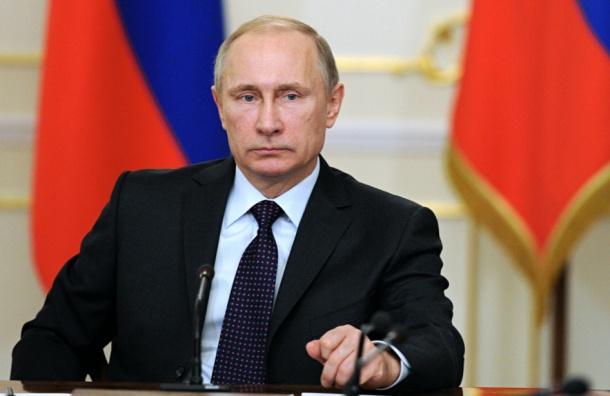 Путин попал в список 100 самых влиятельных лидеров мира по версии Time