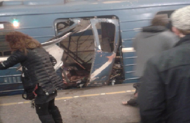 Больше 20 пострадавших находится вбольницах после теракта вметро