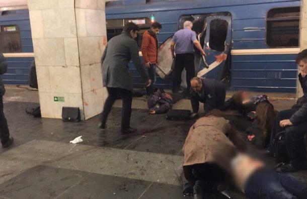 СМИ: сотрудников петербургского метро могут обвинить вхалатности из-за теракта