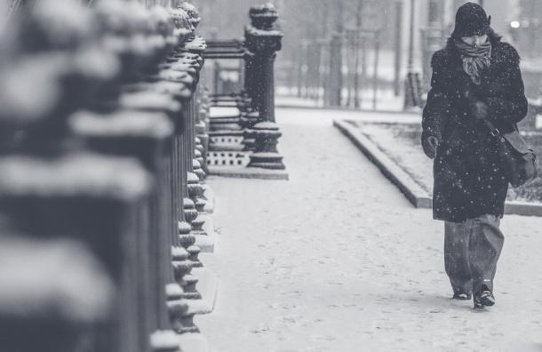 Петербуржцам следует готовиться к холоду и снегопадам