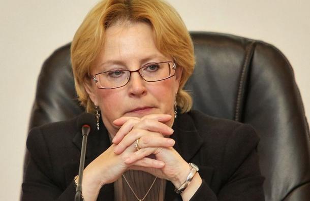 Скворцова рассказала о характере травм пострадавших при взрыве в метро