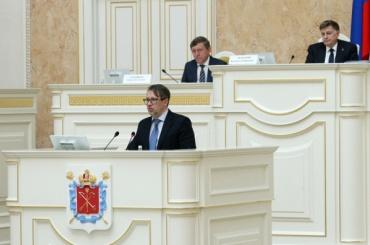 Самым богатым петербургским депутатом стал Александр Рассудов