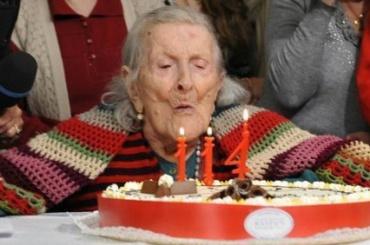 Старейшая жительница Земли скончалась в 117 лет