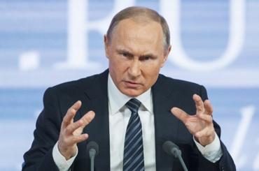 Путин: моя работа похожа на борьбу морских ангелов и чертей