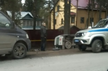Медики и пациент пострадали в ДТП со скорой на Колтушском шоссе