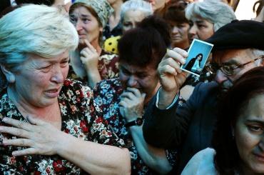 Россию обязали выплатить родным погибших в Беслане почти 3 млн евро