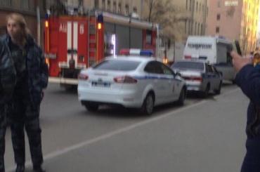 Очевидцы: здание ИВЦ РЖД на Боровой эвакуируют из-за угрозы взрыва