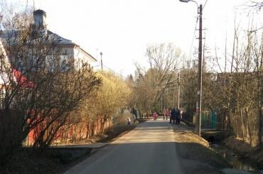 Детсад в Павловске эвакуировали из-за снаряда времен ВОВ