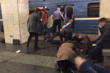 Митянина: 47 пострадавших при взрыве в метро находятся в больнице