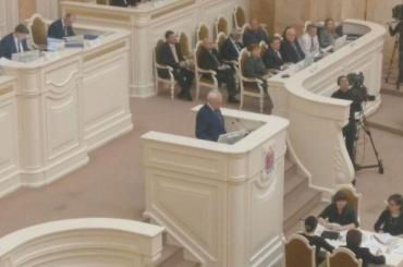 Полтавченко: Полигон «Красный Бор» подлежит полной ликвидации