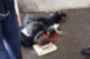Пострадавший при взрыве вПетербурге студент пришел всознание