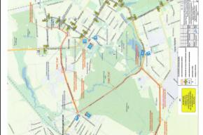 Движение частично ограничат вПушкинском районе