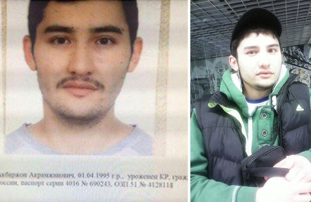 Появились новые подробности о предполагаемом смертнике в петербургском метро