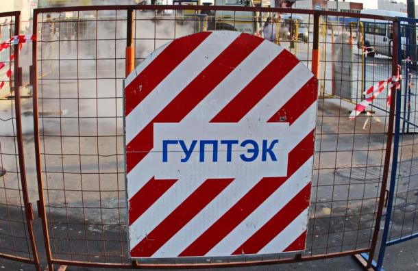 ГУП «ТЭК СПб» испытывает сети в пяти районах города