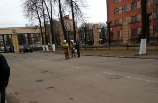 Эвакуирован Кировский завод