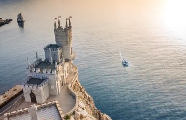 Украина показала промо-ролик к «Евровидению» с Крымом