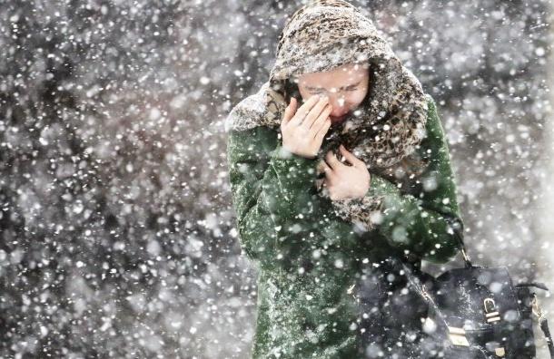 Весна не придет в Петербург в выходные