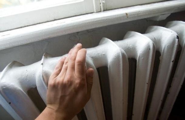 Отопительный сезон вПетербурге продолжится из-за холодов