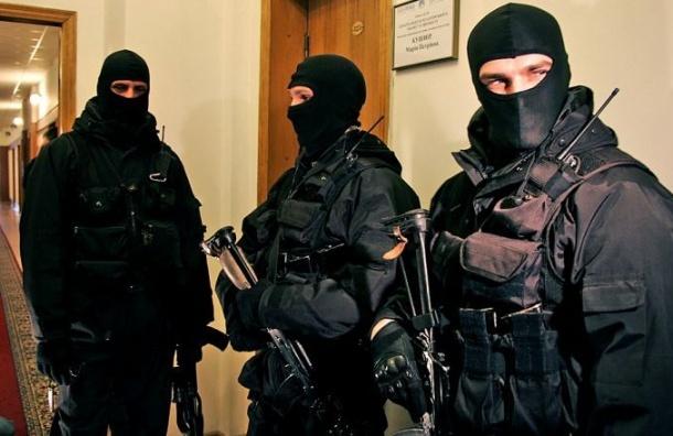 Силовики проводят обыски у судебных приставов Московского района
