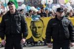 Фоторепортаж: «Первомай в Петербурге, фото: Игорь Руссак»