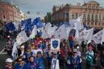 Парад Чемпионов в Петербурге, фото: Игорь Руссак : Фоторепортаж