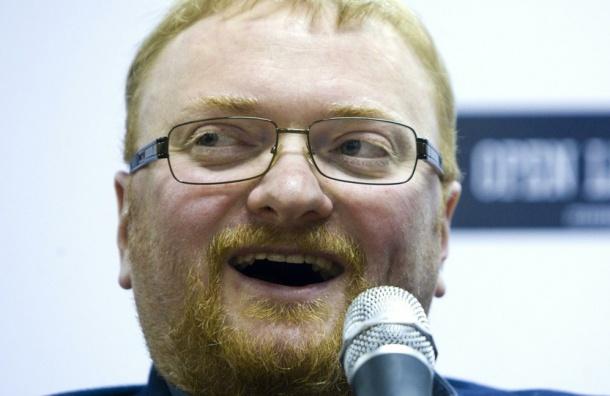 Милонов задумал стать анонимным «Мистером гомофобом»